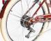 Электровелосипед круизер Blitz Mistral