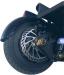 Трехколесный электросамокат со съемным сиденьем Caigiees T3