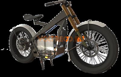 Электрочоппер E-motions Electronbikes Classik 5 kw
