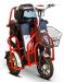 Трехколесный электроскутер (трицикл) E-toro Transformer Pro Li-ion 600w 48V 20Ah