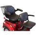 Трехколесный двухместный электроскутер (трицикл)  E-toro Trike Double Passenger (800w 48v20Ah)