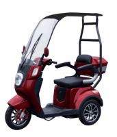 Трехколесный электроскутер (трицикл) E-trike Tristar Cabine
