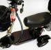 Трехколесный электроскутер (трицикл) EL-Sport SF8 Compact 350W (2020)
