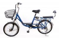 Электровелосипед Elbike Duet (двухместный)