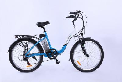 Электровелосипед Elbike Galant Big Vip 500w (26 дюймов, складной)