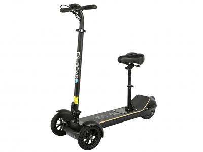 Трехколесный электросамокат с сиденьем трицикл  Eswing ES Board Pro