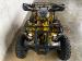 Электроквадроцикл для взрослых GreenCamel Sahara AWD 4x4 (60V 2x2kw R10 Alum дифференциал)