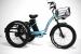Трехколесный электро фэтбайк (электровелосипед трицикл) GreenCamel Trike F (R26 Fat 1000w 48v 20,3Ah)