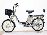 Электровелосипед GreenCamel Trunk-20 Alum (R20 350w 48v 10Ah)