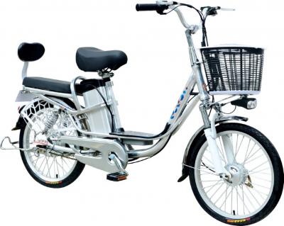 Электровелосипед GreenCamel Trunk-2 Alum 2-х подвес (R20 350w 48v 10Ah)