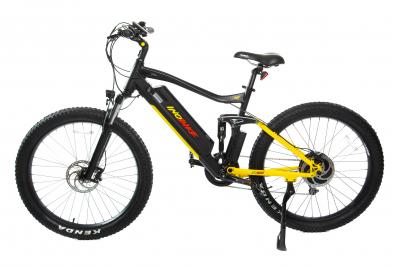 Электровелосипед (электро фэтбайк)  Inobike SUV (R27.5 х 3.0, 48v 14Ah Samsung)