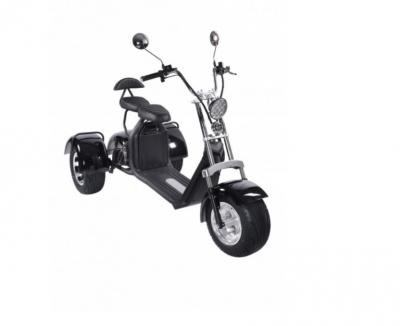 Трехколесный электроскуетр (трицикл) Kugoo Citycoco C5 Pro 2000w 20Аh 60v