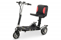 Трехколесный двухместный электроскутер трицикл Mini Trike 800w 48v