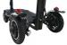 Четырех-колесный складной электроскутер Mini Trike Ultra 1600w (2 х 800w)