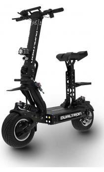 Электросамокат Minimotors Dualtron X 6720w (60V/51Ah) с сиденьем