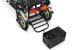 Трехколесный двухместный электроскутер (трицикл) Transporter 600w 48v