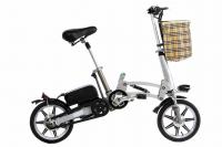 Электровелосипед вертикально-складной OxyVolt i-Fold 500w 48v (v.4.0, 2021)