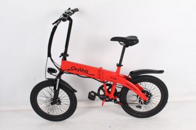 Электровелосипед OxyVolt E-joy 350w 36v