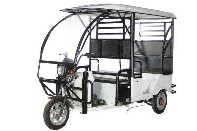 Трехколесный грузовой электроскутер OxyVolt Trike Passenger 1000w 60v