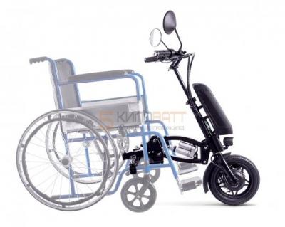 Электрический привод (приставка) Sundy к инвалидной коляске