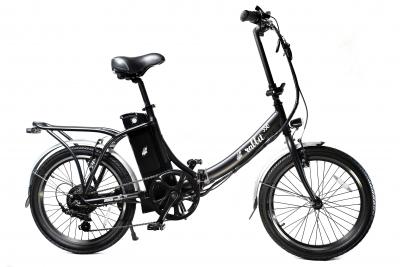 Электровелосипед складной Медведь Rabbit 350w