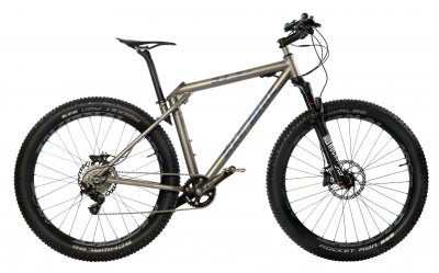 Электровелосипед RLE 27,5 Plus