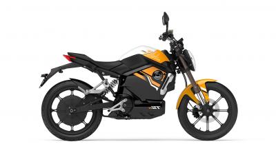 Электромотоцикл Super Soco TSX