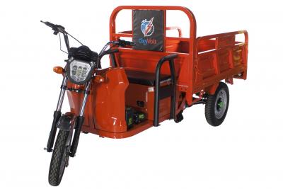 Трехколесный грузовой электроскутер OxyVolt Trike Heavy-Load 1000w 60v