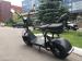 Электромотобайк (электросамокат с сиденьем) двух-местный Caigiees City Coco Harley MAX (2000w 60v 20Ah)