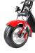 Трехколесный двухместный электроскутер трицикл White Siberia CityCoco Pro+ Trike New 3000w 60v