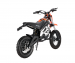 Детский электромотоцикл мини-кросс White Siberia WS-Sochi 1300w (2021)