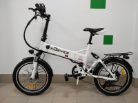 """Электровелосипед xDevice xBicycle 20"""" New 2021 (350w 48v)"""